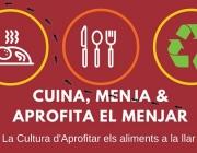 Es pot participar a l'enquest de l'Ocuc sobre hàbits contra el malbaratament alimentari (imatge: ocuc.org)