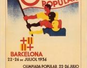 Cartells Olimpíada Barcelona 1936