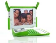 "Imatge: web del projecte ""One Laptop Per Child"""