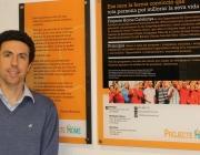 Oriol Esculies és el president de Projecte Home. Font: Projecte Home