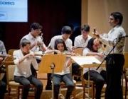 Imatge Orquestra d'Instruments Reciclats. Font: web Ecoembes
