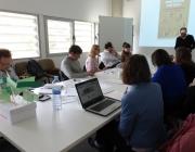 Sessió de treball de les jornades a la UAB (Font: FAS)