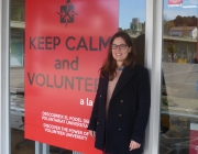 Dafne Galí, voluntària del programa de Justícia de la FAS