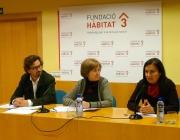 Imatge de la roda de premsa. Font: la Taula d'entitats del tercer sector social de Catalunya