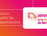 """Panoràmic, el """"selfie"""" de l'associacionisme a Barcelona"""