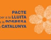 Pacte per a la lluita contra la pobresa a Catalunya