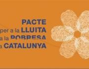 Pacte per a la lluita contra la pobresa a Catalunya. Font: premsa.gencat.cat