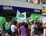 La PAH en una acció a Màlaga. Foto: Afrox (Wikimedia Commons)