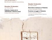 Formacions sobre la resistència i la lluita feminista a Palestina