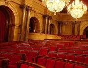 Parlament de Catalunya. Font: nyuudo (flickr)