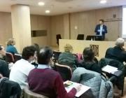Imatge d'una de les sessions territorials realitzada a Girona.