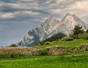 Una vista del Pedraforca