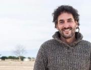 Pere Magrané, president de l'Associació de Voluntaris del Parc Natural del Delta de l'Ebre (imatge: Roser Arques Morueta)