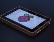 PiPad, la tauleta basada en Raspberry Pi