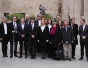 Reunió Taula del Tercer Sector amb la Generalitat. Font: Taula del Tercer Sector