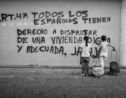 """Fotografia: Aitor Lara, de la seria """"Pobreza infantil en España"""""""
