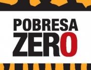 Logo Pobresa Zero. Font: Wordpress