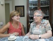 La Pilar Freixa és voluntària de l'entitat des del 2009 i la Pilar Recha va conèixer Amics de la Gent Gran fa un parell d'anys. Font: Suport Associatiu. Font: Font: Suport Associatiu.