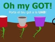 Cartell de la campanya Oh my Got! de la FAS (Font: FAS)