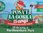 15a edició de la festa del Posa't la gorra! a PortAventura