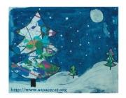 Postals nadalenques solidàries