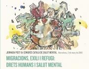 Cartell del 6è Congrés Català de Salut Mental