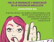 II Premi Jove de Còmic Sant Martí per a la prevenció i eradicació de la violència masclista