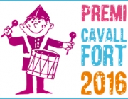 Premi Cavall Fort 2016 / Font: Cavall Fort