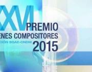 XXVI Premi Joves Compositors 2015