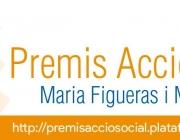 6ena edició dels Premis d'Acció Social Mercè Bañeras i Maria Figueras