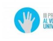 III Premis al Voluntariat Universitari