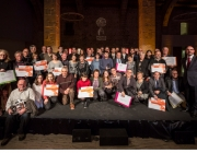 Premis Ateneus 2016 (foto: Toni Galitó)