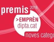 Premis Emprèn dipta.cat 2016