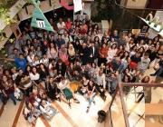 Foto de grup amb participants en aquesta 4a edició del concurs