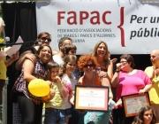 Lliurament dels III Premis FAPAC 2015. Font: Fapac