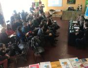 Dijous 7 de març s'ha presentat públicament una nova coordinadora formada per entitats del Tercer Sector i de l'Economia Social i Solidària, que pretén promoure la justícia social, el Comerç Just i el finançament ètic i solidari. Font: LaCoordi