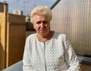 Rosa Navas, presidenta de la Fundació Ajuda i Esperança, que gestiona el Telèfon de l