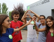 Programa de voluntariat de l'Associació Alba