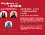Minyons Escoltes i Guies de Catalunya s'ha encarregat de dur a terme aquest webinar sobre participació infantil i juvenil. Font: Xarxanet