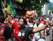 Protestes contra el Mundial.
