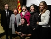 L'Associació Alba guanya el Premi Voluntariat 2016.  Font: DGACC