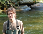 Quim Pou, de l'Associació ambiental La Sorellona (imatge:Quim Pou)