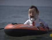 """""""Doble"""" de Rajoy en el vídeo promocional."""