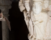 Iaeden i el Museu de Granollers organitzen una nit per aprendre sobre els ratpenats a Sant Pere de Rodes (imatge: iaeden.cat)