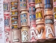 Obres que es poden veure pels carrers del Raval