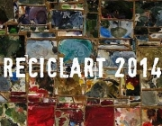 Cartell de ReciclArt 2014