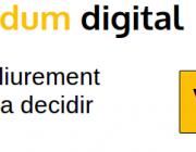Un referèndum digital per poder expressar-nos lliurement