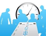 És també obligació de les persones treballadores registrar les hores de la seva jornada laboral. Font: Pixabay