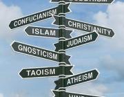 Religions. Font: www.oxfordmok.org