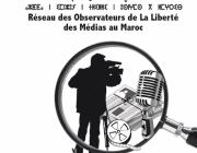 Imatge de la Xarxa d'Observatoris de lam Llibertat dels Mitjans al Marroc